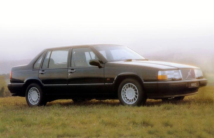 Volvo 960 - каталог автомобилей - Wroom.ru