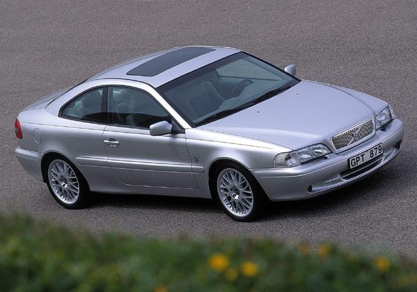 вольво с70 первое поколение (1997 — 2005)