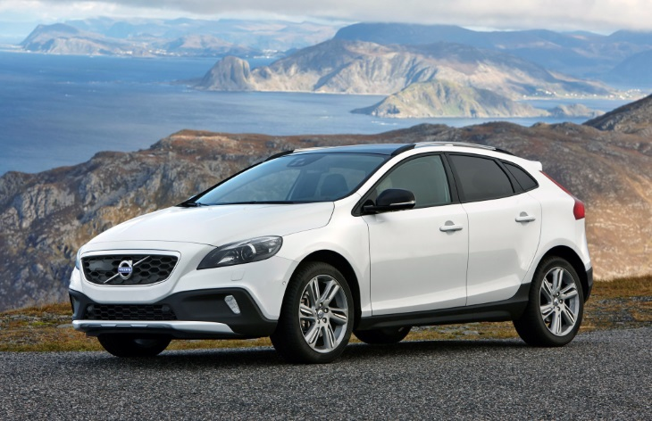 Цена volvo v40 cross country