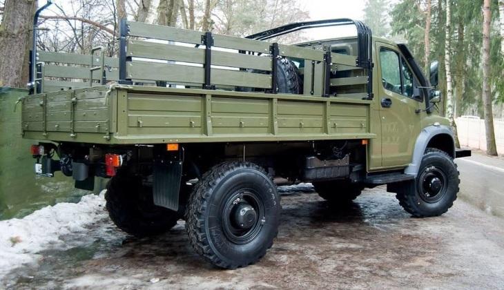 Полноприводный грузовой автомобиль ГАЗ «Садко Next» добрался додилеров