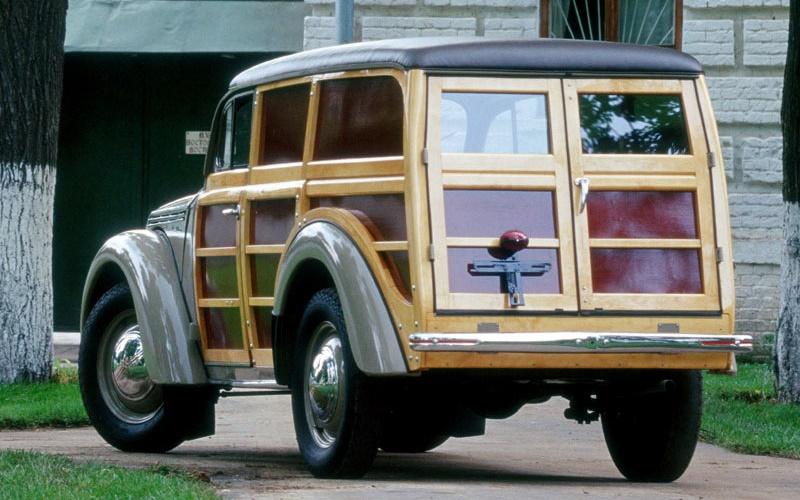 Фургон Москвич-400-422