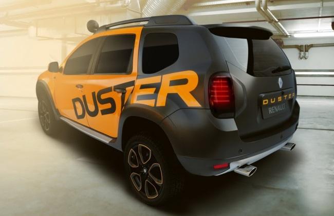 В Йоханнесбурге представлен концепт Renault Duster Detour