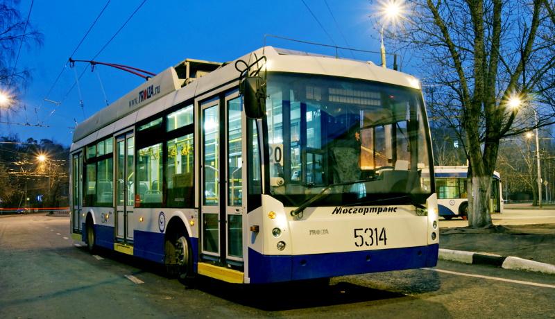 Последнюю партию троллейбусов (это была модель «Тролза-5265 Мегаполис») Москва закупила в 2012 году