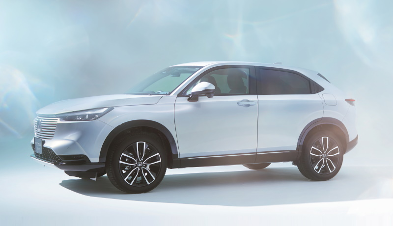 Honda представила новый компактный кроссовер
