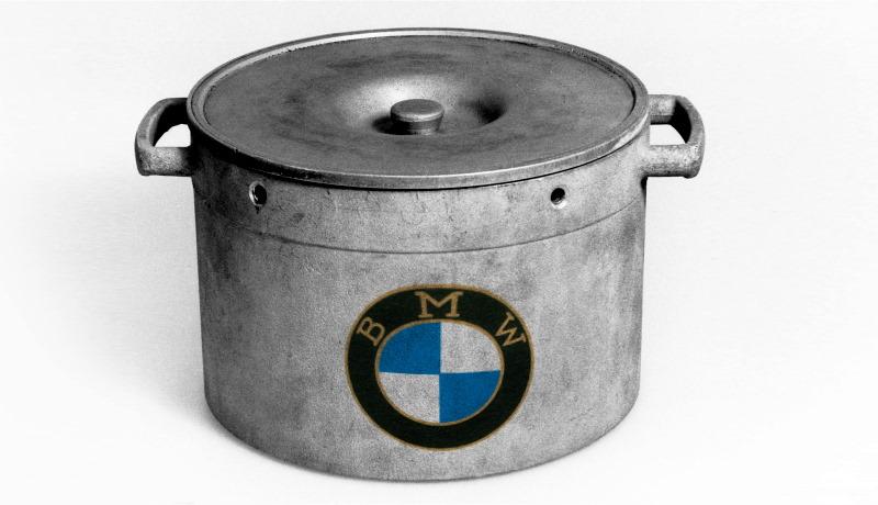 Как кастрюли спасли компанию BMW в сложные времена