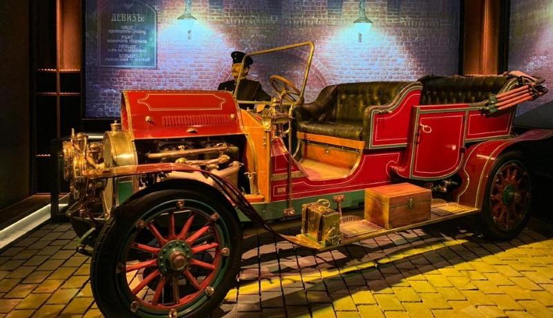 Два новых автомобильных музея