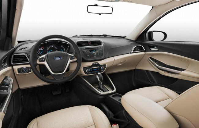 новый ford escort 2014