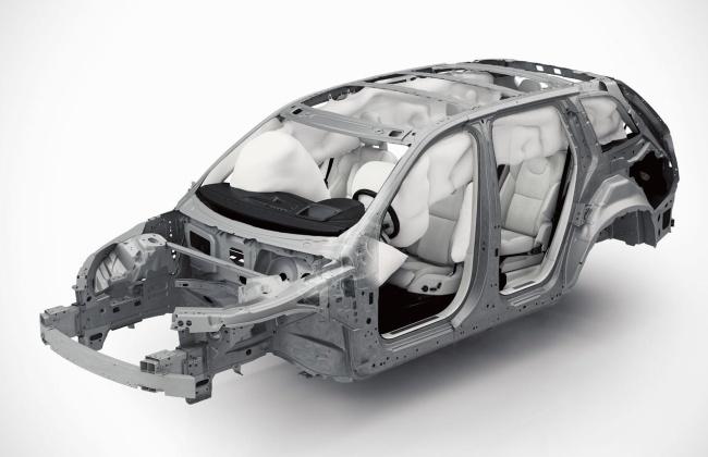 Новый уровень безопасности Volvo XC90