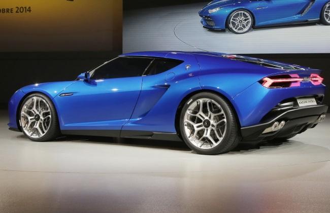 Lamborghini Asterion LPI910-4 оказался гибридным суперкаром