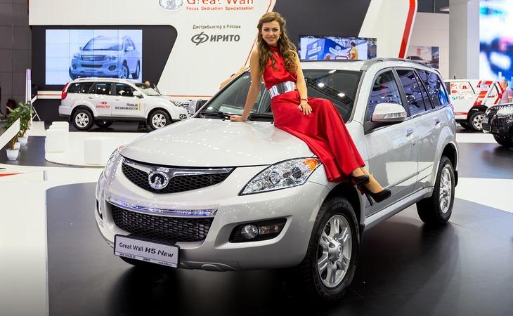 какие автомобили собирают в россии 2015 скрыть
