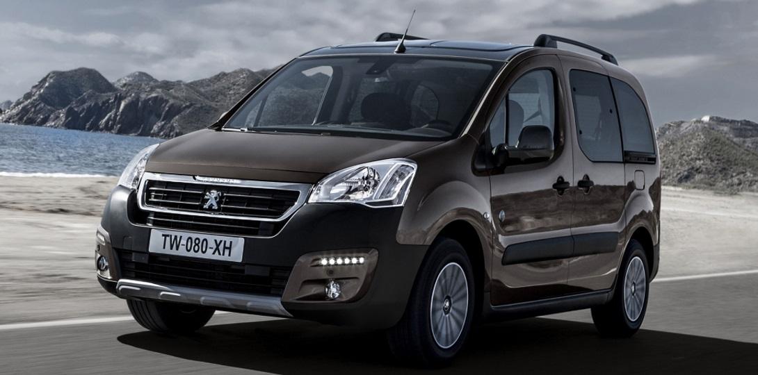 Обновленный Peugeot Partner оценили в 860 тысяч рублей