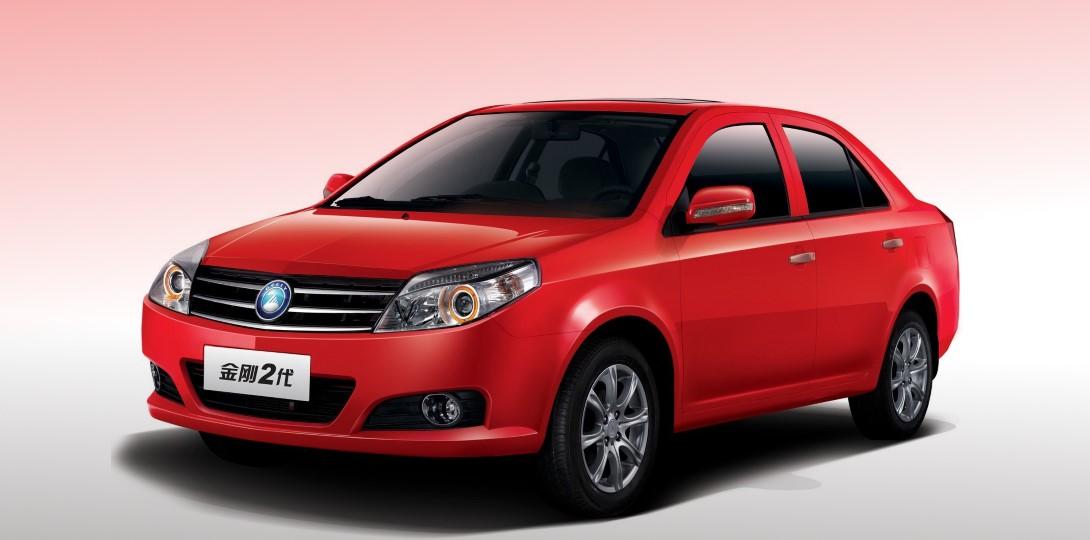 Завершились продажи китайского седана GeelyMK