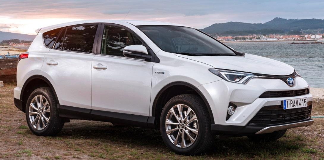 Обновленная Toyota RAV4 на российском рынке появится в декабре месяце