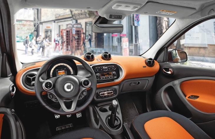 Объявлена стоимость нового поколения автомобиля Smart для РФ