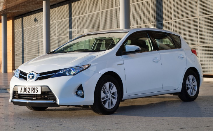 Прекращены продажи трех моделей марки Toyota