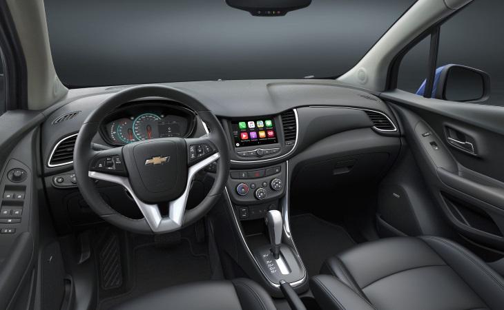 Chevrolet обновила двойника Opel Mokka