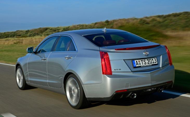 В России прекращены продажи седана Cadillac ATS