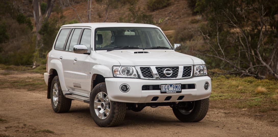 Внедорожник Nissan Patrol Y61 «уходит на пенсию»