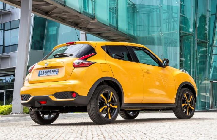 Nissan остановила поставки автомобилей Juke в Россию