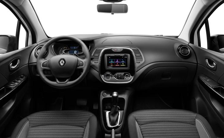 Стартовали продажи кроссовера Renault Kaptur