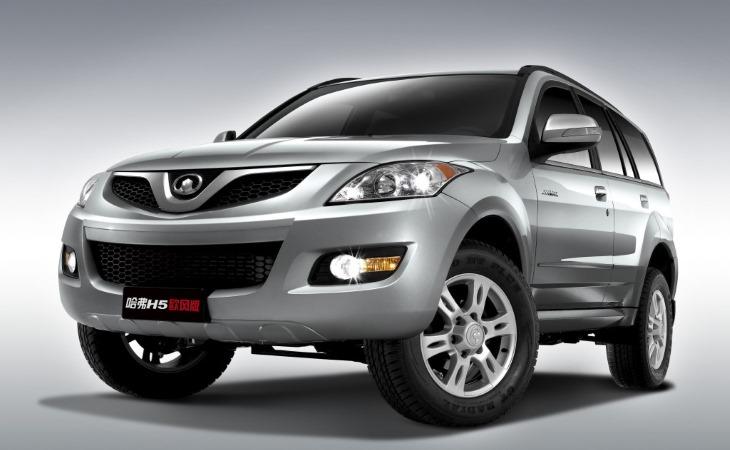 Китайская марка Грейт Уол прекратила поставки авто в РФ