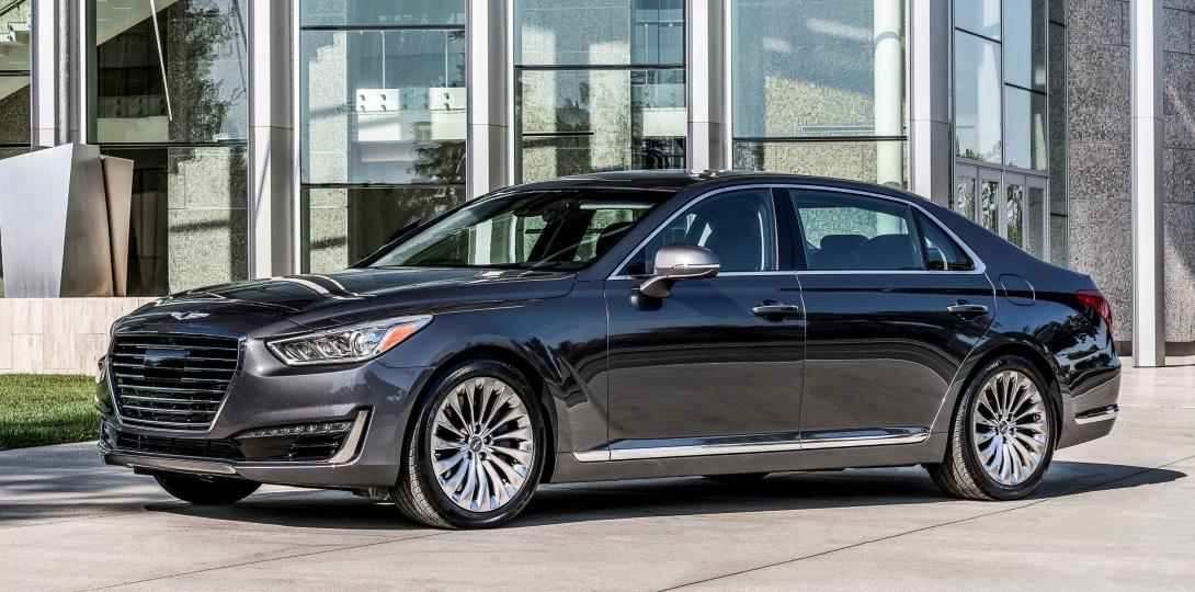 автомобильная марка Genesis вышла на российский рынок