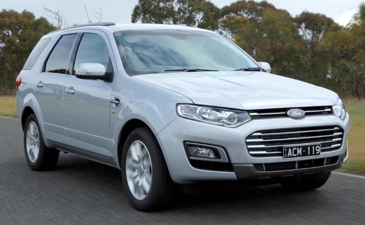 Компания Форд завершила производство авто вАвстралии