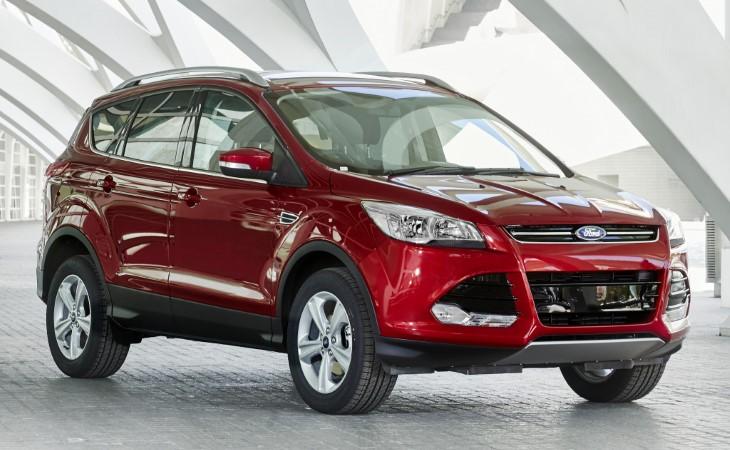 ВЕлабуге началось тестовое производство нового Форд Kuga