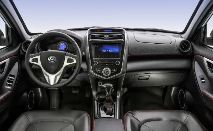 Известны российские цены обновлённого Lifan X60