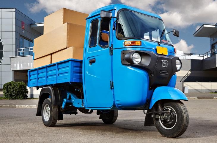 ВРФ привезли дизельный фургон за 300 000 руб.