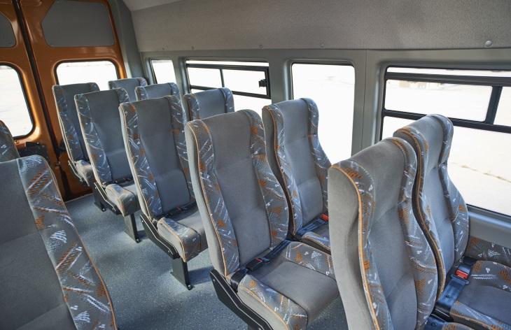 В РФ стартовали продажи микроавтобуса «ГАЗЕЛЬ NEXT»