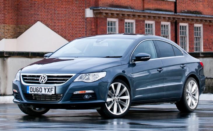 Продажи VW PassatCC в Российской Федерации остановлены на100%