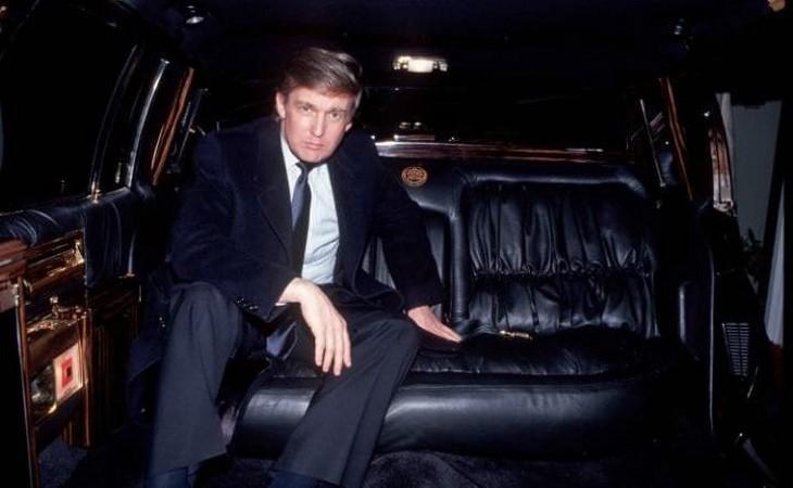 Прежний лимузин Дональда Трампа выставят на реализацию