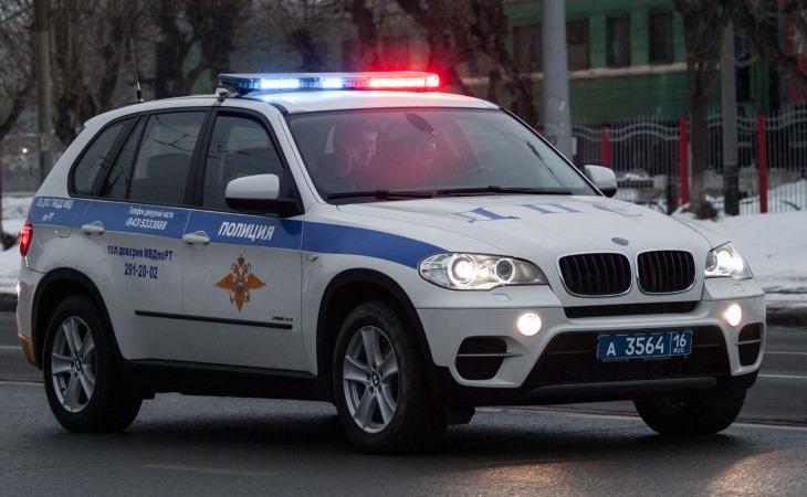 Новые машины полиции россии