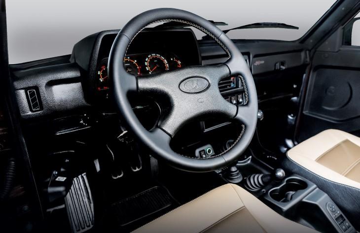 Волжский автомобильный завод начал производство юбилейной версии Лада 4х4