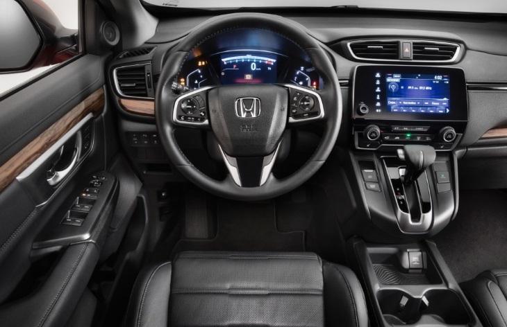 ВСША начали собирать новый Хонда CR-V для Российской Федерации