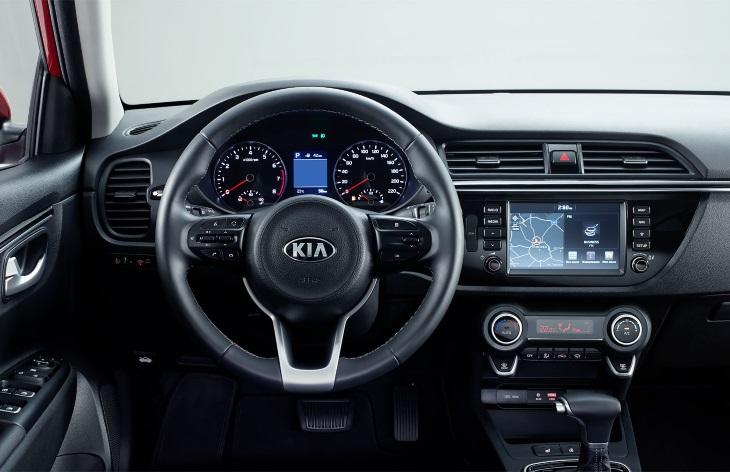 В России стартуют продажи Kia Rio нового поколения