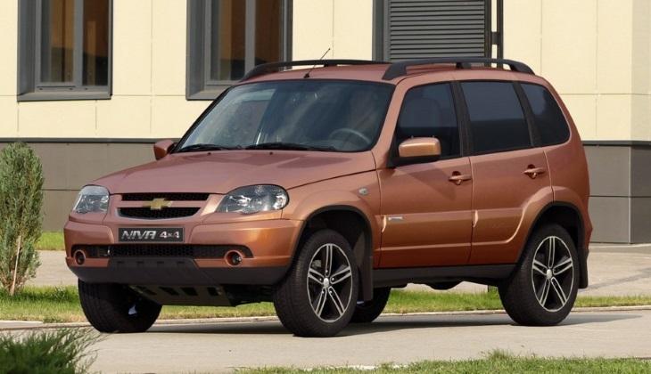 GM-АВТОВАЗ назвал цену юбилейной «Нивы Шевроле»