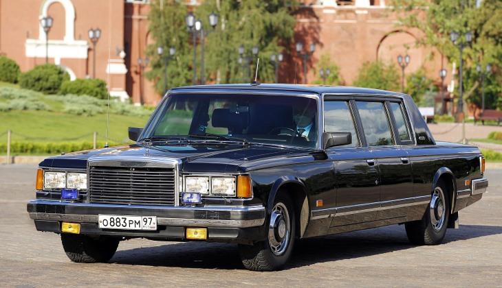 Последний новый лимузин ЗИЛ-41047 продан в РФ