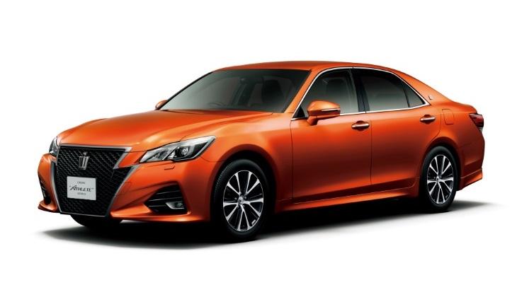 Концепт-кар Тоёта Crown покажет внешность седана обновленного поколения