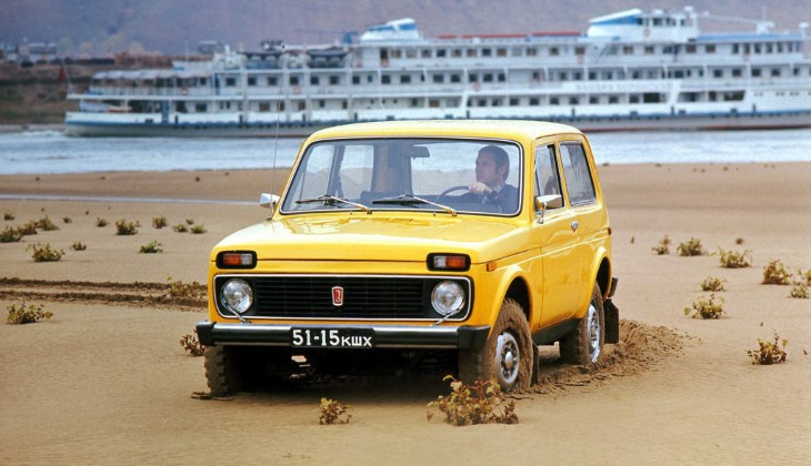 «АвтоВАЗ» поделился планами относительного нового поколения lada 4x4
