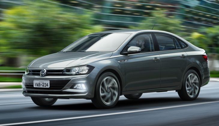 Фольксваген представила седан Polo обновленного поколения