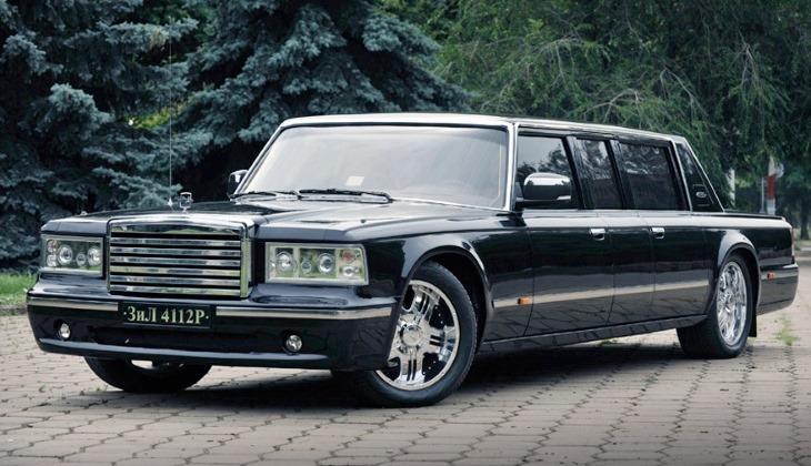 Необычайный лимузин ЗИЛ-4112Р выставлен на реализацию за70 млн руб.