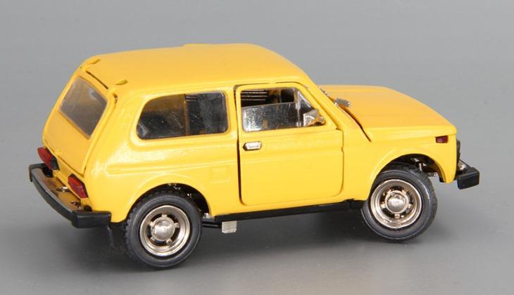 Модель «Нивы» с индексом А20 (фото model-car.ru)