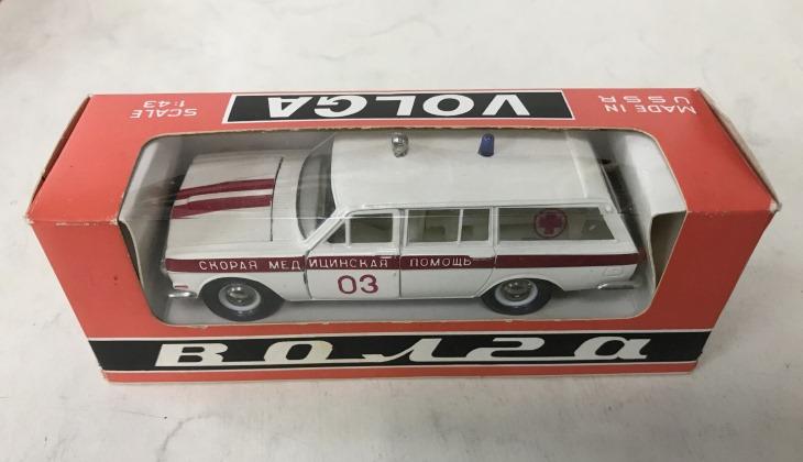 Два месяца назад этот универсал ГАЗ-24-02 «Волга» продали на интернет-аукционе за 90 000 рублей (фото А78 / redkie.ru)
