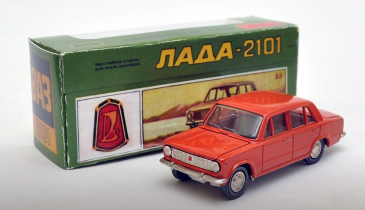 ВАЗ-2101 с заводским индексом А9 (фото komansky / redkie.ru)