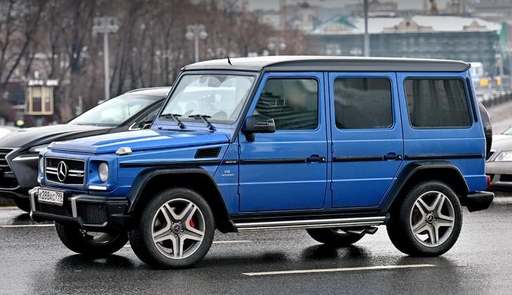 Сейчас автомобиль предлагается в России по цене от 6700000рублей