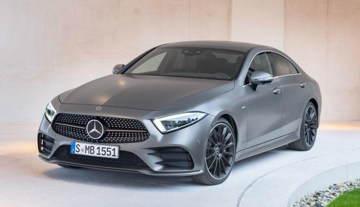 Benz CLS в РФ будет стоить от4,9млнруб.