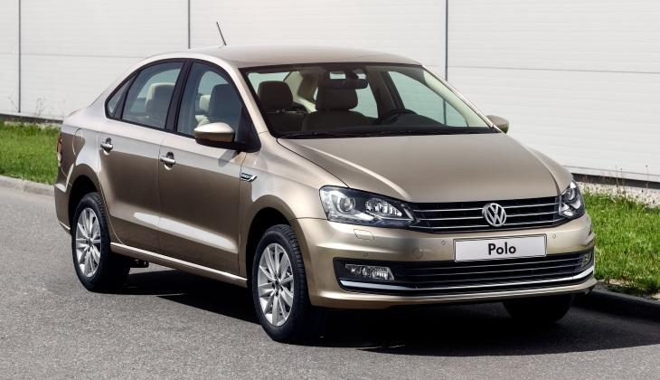 Российский Volkswagen Polo получил новую спецверсию картинки