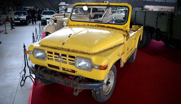 Джип «Москвич-415С» впервый раз представили широкой публике